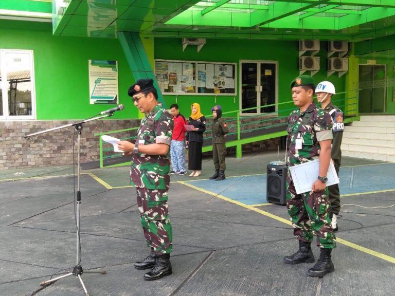 Kementerian Pertahanan Perwakilan Kementerian Pertahanan Lampung Gelar Sarasehan