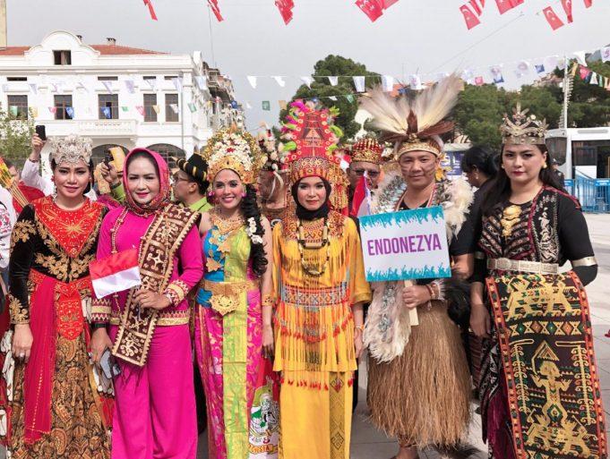 Pemkab Tuba Hadiri Undangan Festival Manisa di Turki