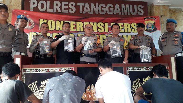 Terbukti Miliki Shabu, Protokol Wabup Tanggamus Diciduk Polisi