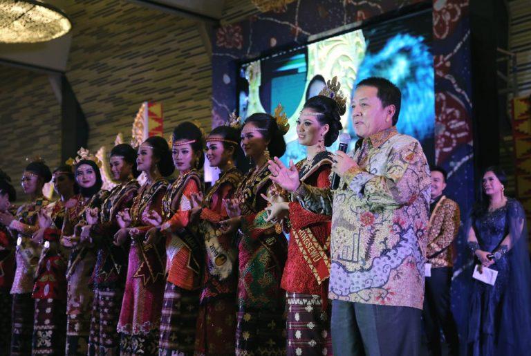 Pemprov Lampung Berharap Muli Mekhanai 2019 Dapat Menjadi Duta Wisata