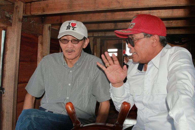 Bupati Loekman : Saya Optimis Pembangunan Dermaga Cabang Mendapat Dukungan Presiden Jokowi
