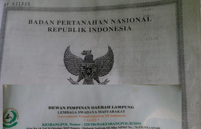 PTSL di Desa Balairejo Batang Hari, di Duga Jadi Ajang Pungli
