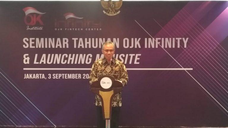 OJK Terapkan Supervisory Technologi Awasi Fintech
