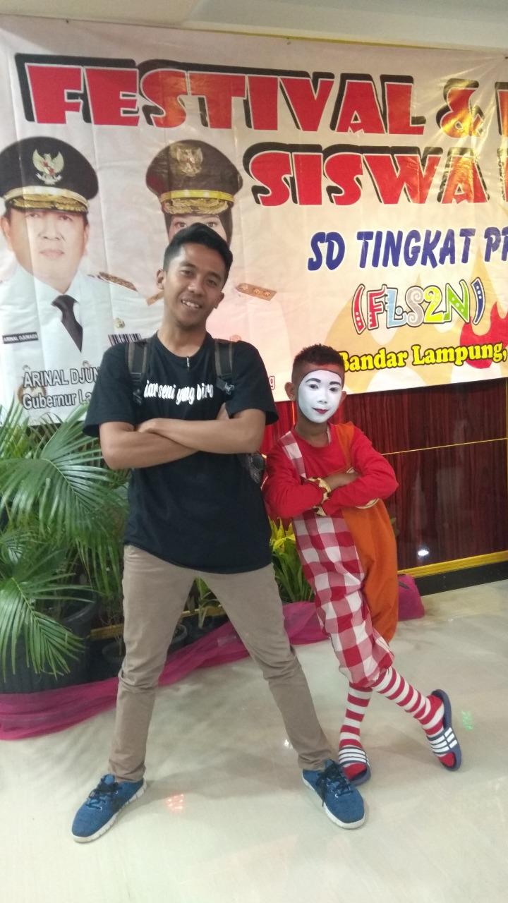 SDN 3 Tugusari Lampung Barat, Wakili Lampung Ke Ajang FLS2N Nasional