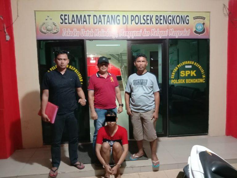 Kabur Ke Batam, Pelaku Penggelapan Uang Setoran Indomart Ditangkap Polisi