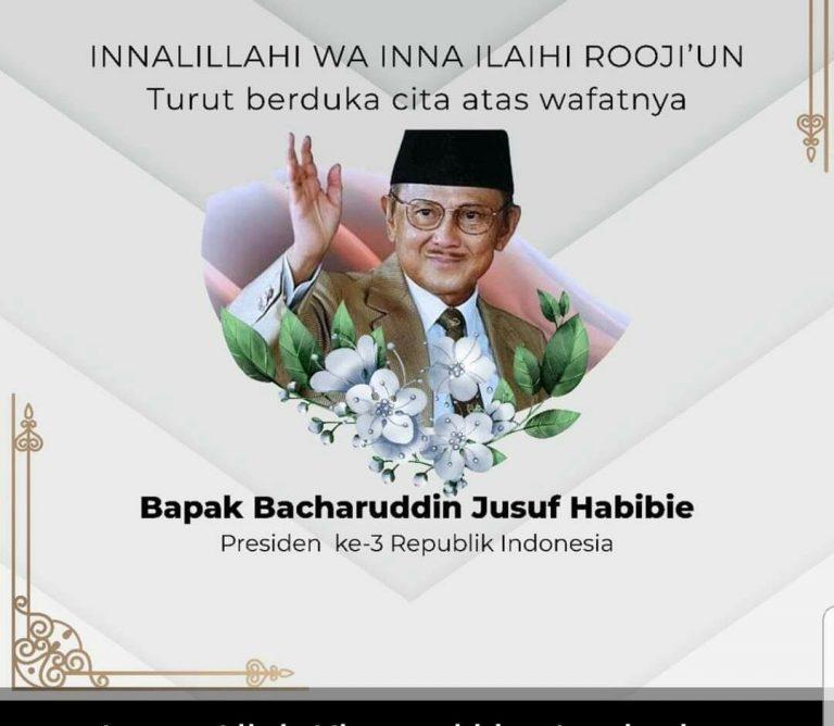 Berikut Presiden RI Ke 3 BJ Habibie di Mata Pemimpin Dunia