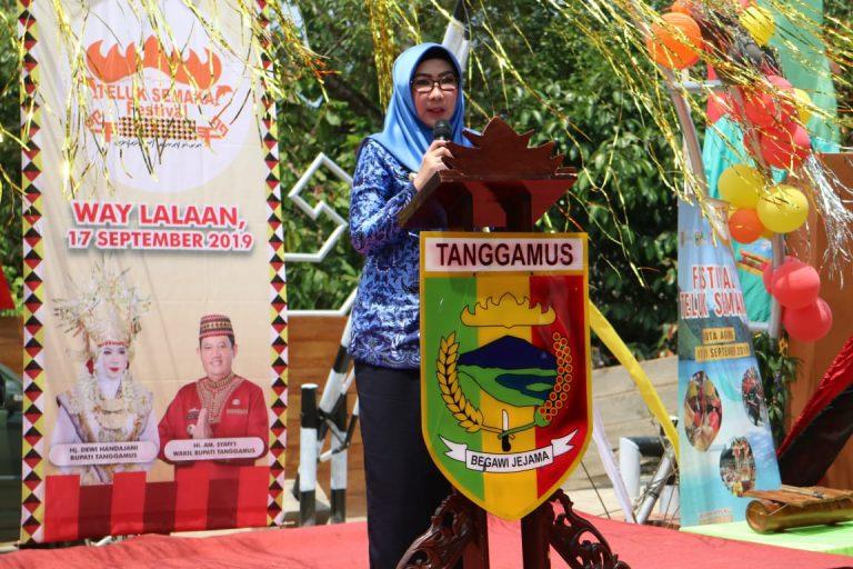 Festival Teluk Semaka Tahun 2019 Resmi Dibuka