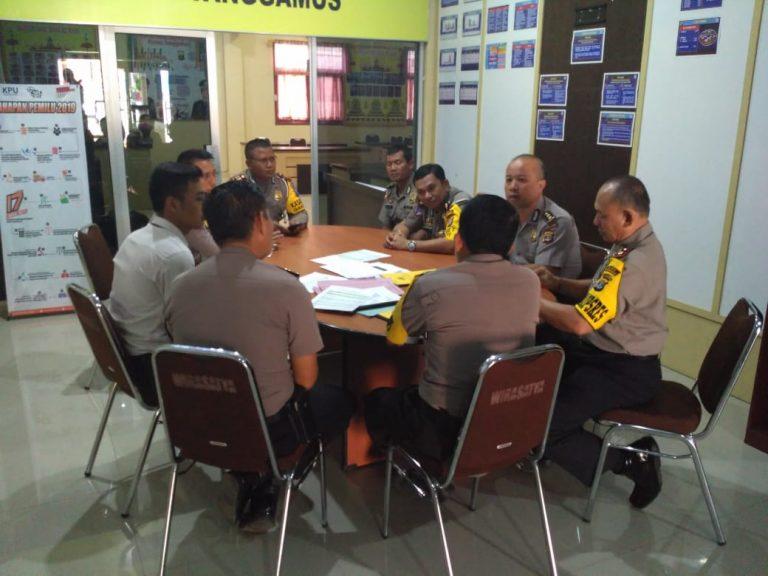 Ini Hasil Tim Supervisi Polda Lampung di Tanggamus