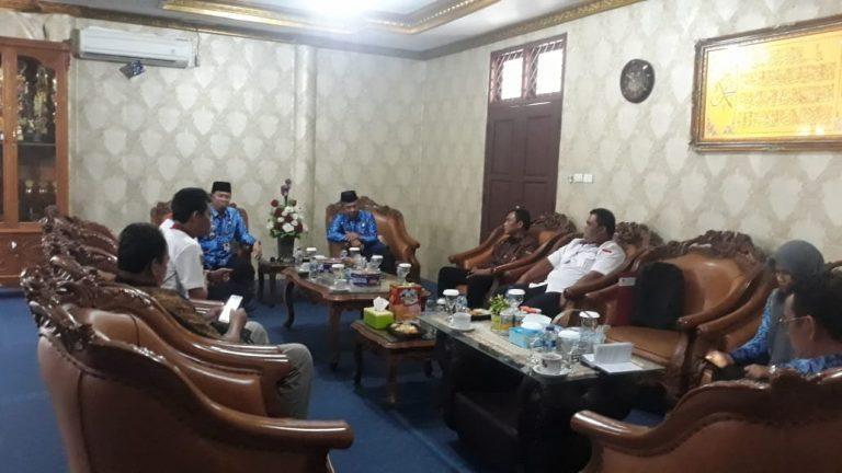 DPD dan DPC KWRI Audensi Dengan Wakil Bupati Lampura