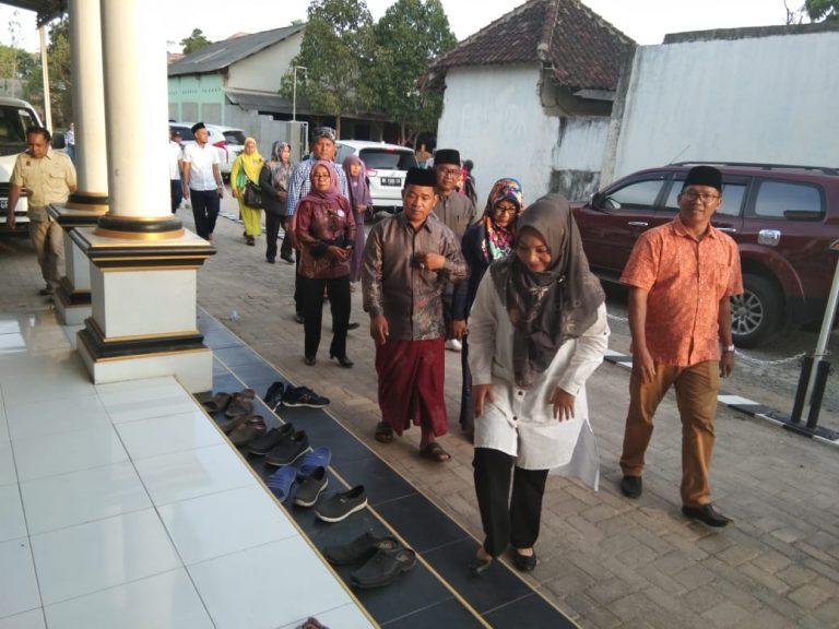 Nessy Mustafa Ikuti Pemaparan Visi dan Misi di PKS Lamteng
