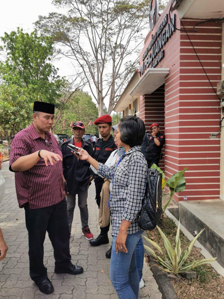 Andi Surya : Bangun Metro Baru Siapkan Program 6M, Dalam Visi Misi di PDIP Lampung
