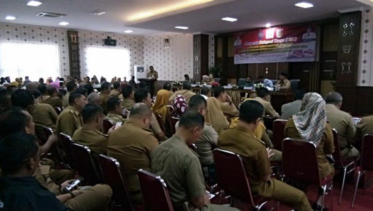 Forum Disdukcapil se-Lampung Gelar Rakor di Tulang Bawang