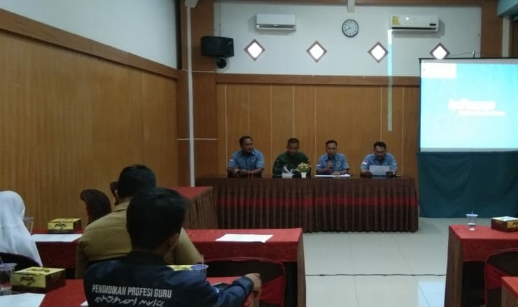 IWO Kota Metro Gelar Technical Meeting Lomba PBB