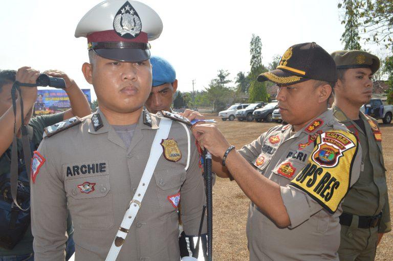 Satlantas Polres Tulang Bawang Gelar Operasi Zebra Krakatau 2019, Catat Tanggal dan Sasarannya