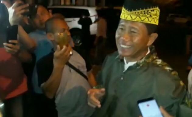 Kasat Pol PP Enggan Komentar Soal Kabar OTT KPK di Rumdis Bupati Lampura