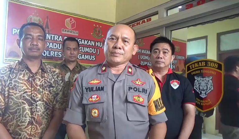 Kepala Pekon Suka Padang Diduga Selengkan DD Tahun 2018
