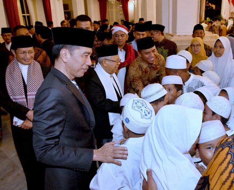 Meneladani Rasulullah dalam Membangun SDM Menuju Indonesia Maju