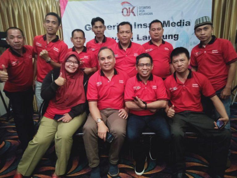 Fintech Lokal Lampung Catat Pinjaman Sebesar Rp538 M