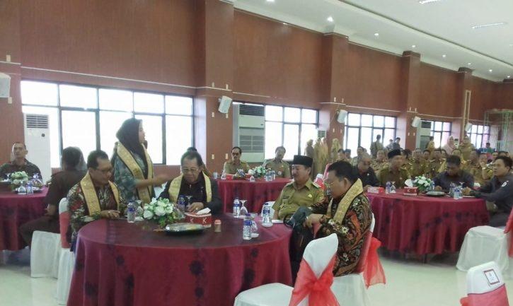 Walikota Bandarlampung Bersama Komisi II DPR RI Bahas Persiapan Pilkada Serentak
