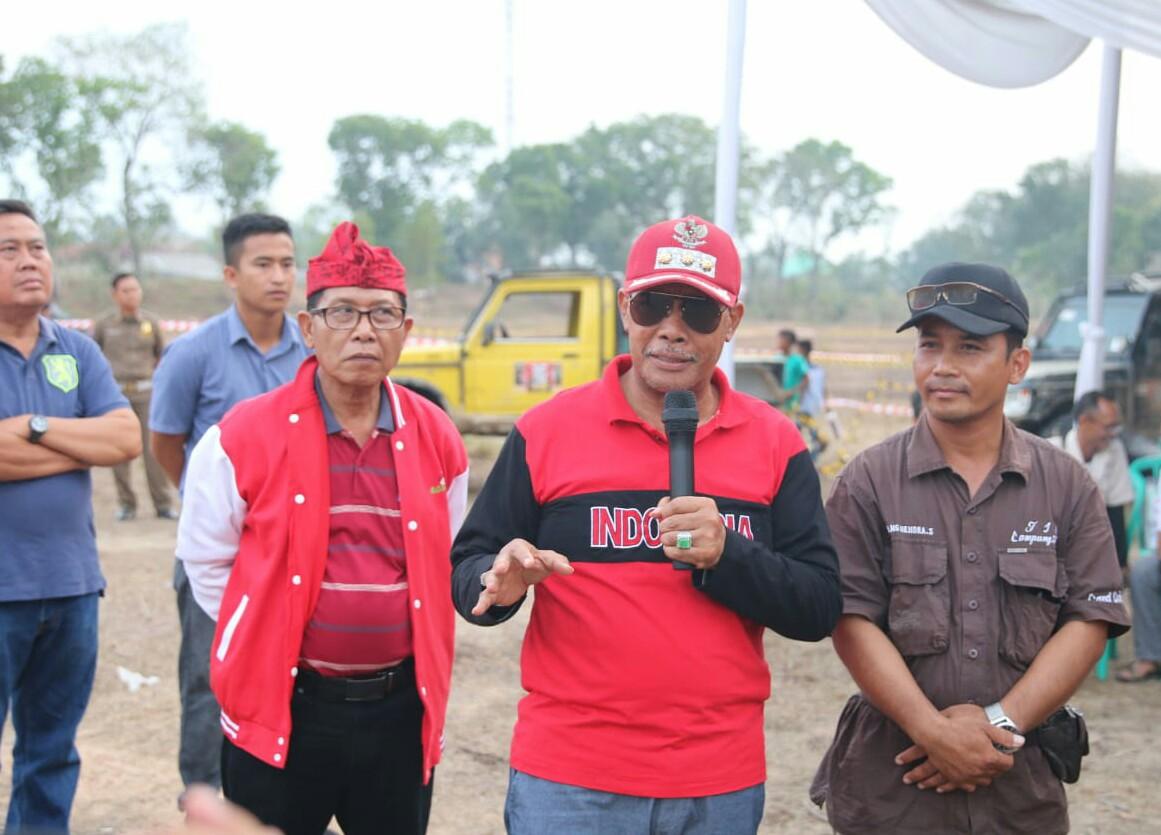 Bupati Loekman Tutup Offroad Pepadun VI 2019 di Nambahdadi